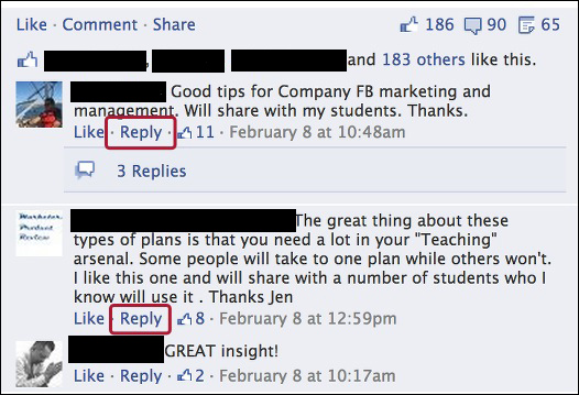 facebook-replies