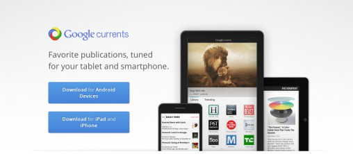 Google Currents: la nuova app per Android ed iOS
